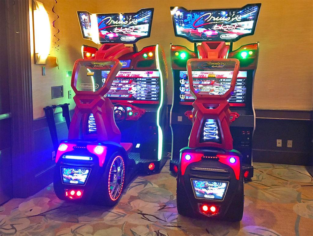 Cruis'n Cruising Blast - Arcade games, Racing simulators