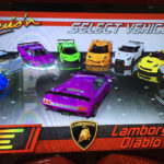 Cruising Blast driving rental arcade game from Video Amusement