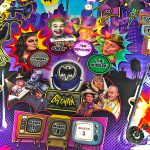 Detailed image of Batman 66 pinball