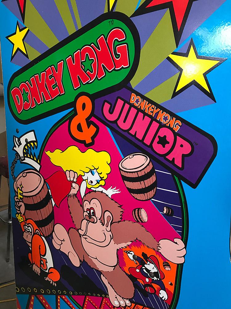 Donkey Kong Combo - Arcade games, Racing simulators, Photo booths