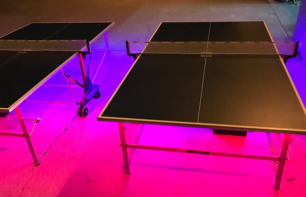Video Amusement Rents Only The Highest Quality Ping Pong  Table Tennis  Tables U2013 We Use Only The Top Quality Kettler Commercial Grade U2013 Indoor Or  Outdoor ...