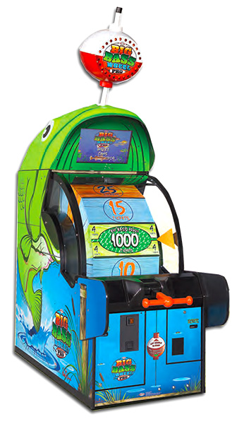 The most popular arcade game over a decade.