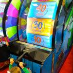 Larger than Life Reel Big Bass Wheel Arcade Game Rental Las Vegas Nevada