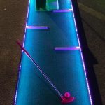 LED mini golf course 6