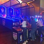 Kings Branded NBA Hoops Basketball Arcade Game Rental from Video Amusement