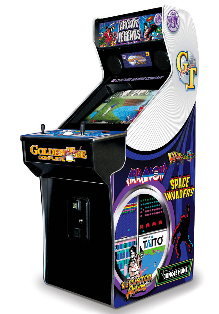 Arcade Legends 3 Game Rental San Francisco Bay Area California