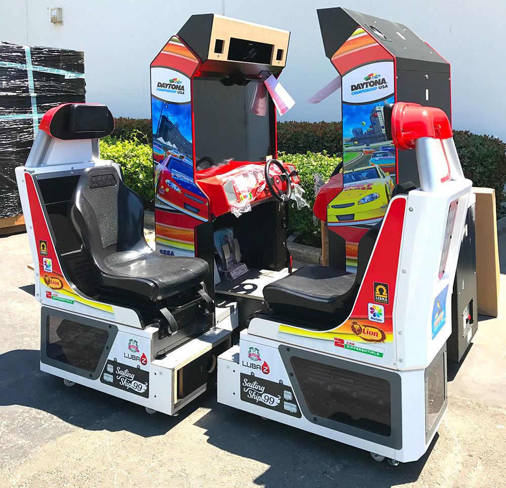 Daytona Championship USA just arrived.