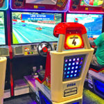 Daytona Championship USA Interactive Racing Game Rental only from Video Amusement