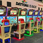 Daytona Championship USA SEGA Racing Game Rental from Video Amusement