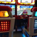 Daytona SEGA Arcade Machine Racer Rental Las Vegas Nevada from Video Amusement
