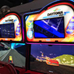 Daytona USA 3 Racing Simulator Rental San Francisco
