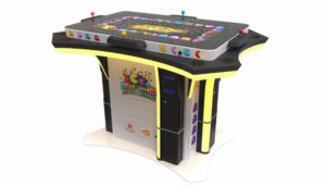 This not your ordinary amusement arcade game, this is casino game with real bets.