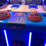 San Jose LED lighted Hoop It Up Game Rental from Video Amusement