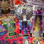 New from Stern Pinball detailed image of the game