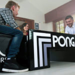 Pong Classic Arcade Game available for rent San Jose and Bay Area.