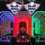 Hyper Shoot LED Glow Basketball Rental from Video Amusement