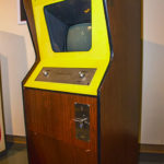 Original Arcade game Pong from legendary manufacturer ATARI.