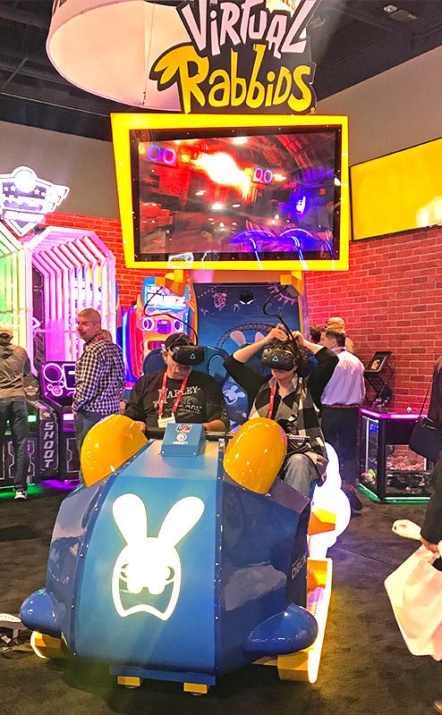Virtual Rabids LAI Games a new VR game