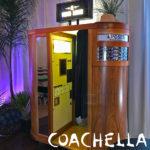 Grand Classic Photobooth at Coachella Music Festival