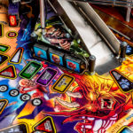 Iron Maiden Pinball game features all metal ramps