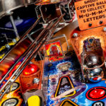 Iron Maiden Pinball with Newton ball feature