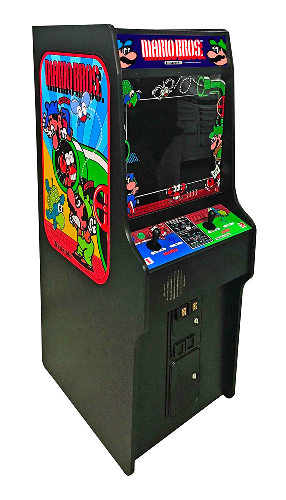 Mario Bros from Nintendo Arcade game
