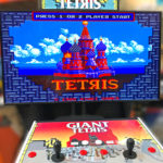 Giant Tetris Atari Game Custom Rental Video Amusement