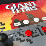 Giant Tetris Classic Arcade Game Rental by Video Amusement