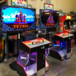 Jumbo Mega Tetris Arcade Game Rental San Jose California from Video Amusement