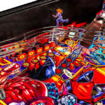 California Deadpool Pinball Arcade Machine Game Rental Video Amusement
