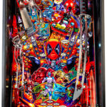 Deadpool Arcade Pinball Machine for rent