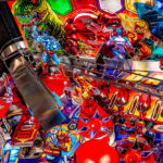 San Francisco Deadpool Pinball Arcade Game Rental Video Amusement