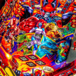 San Jose Deadpool Pinball Machine Rental only from Video Amusement