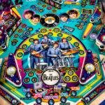 Beatles Pinball Game Bay Area Rental and Las Vegas Nevada