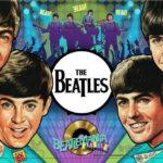 Beatles Stern Pinball Game Rental San Francisco John, Paul, Ringo and George.