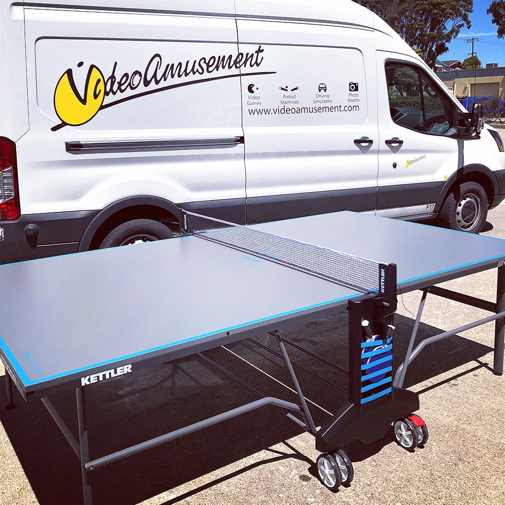 Ping Pong Table Tennis Rental Regulation Tables For Rent