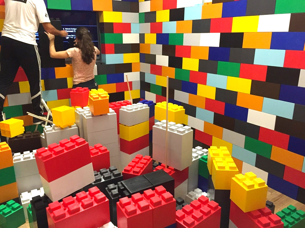 Giant Lego Blocks Rental - Lego Game for rent - Arcade games - Video