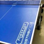 Corporate Branding Table Tennis Rental San Jose California