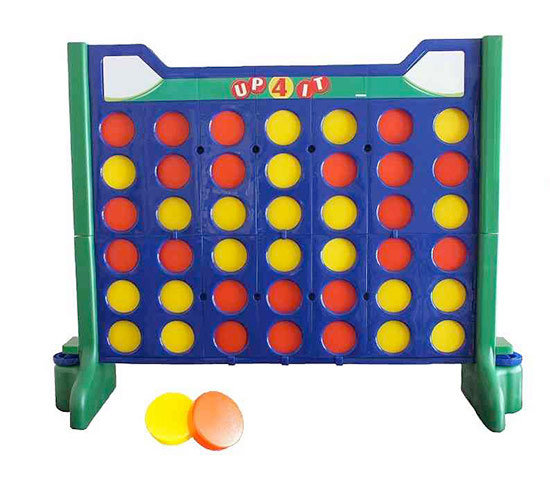 Giant Connect 4 Arcade Game Rental Monterey Bay Area