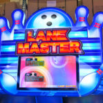 Interactive Bowling Arcade Game for Rent