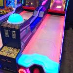 LED Bowling Arcade Game Rental San Francisco Bay Area