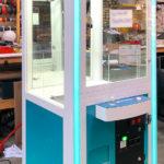 LED Custom Branded Crane Claw Arcade Game Rental