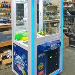 LED Glowing Claw Arcade Game San Jose Bay Area