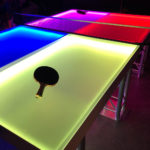 LED Lighted Glow Arcade Game Rental only from Video Amusement