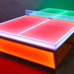 LED Ping Pong Rental Bay Area California