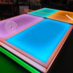 LED Ping Pong Table Tennis Rental San Jose