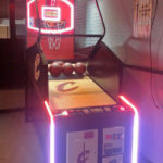 NBA Game Time Basketball Arcade Game Rental from Video Amusement