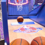NBA Game Time Basketball Game from ICE Games ready for rental delivery
