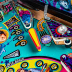 Stern Beatles Music Pinball Arcade Game is joining the roster of musical oriented pinball games.