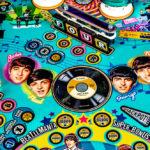 Stern Pinball Game Rental California Arcade Music Pinball Machine